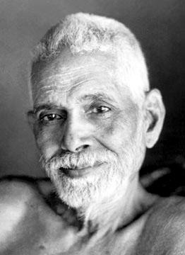 Image of Ramana Maharshi