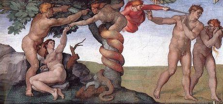 799px-Michelangelo_Sündenfall